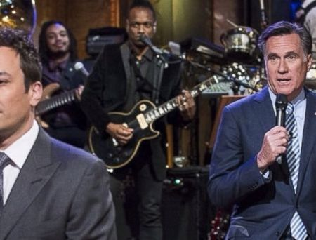 Jimmy fallon, mitt romney, late night with jimmy fallon, quest love, the4519