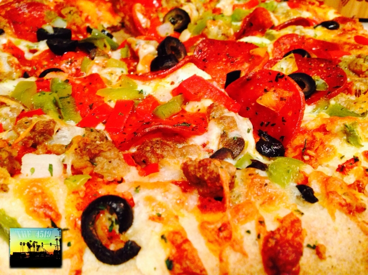 digiornos pizza, its not delivery, frozen pizza, food review, food blog, pizza blog