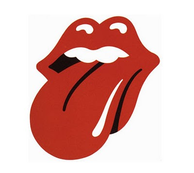 rolling-stones-lips-logo, ruby mazur, mick jagger, the rolling stones, entertainment news, rock and roll