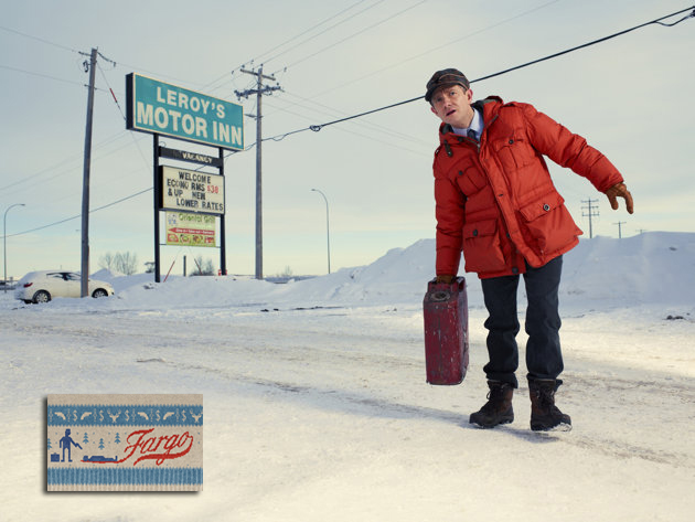 Fargo, the TV show?