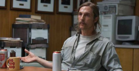 true detective, rust cohle, hbo, Matthew McConaughey