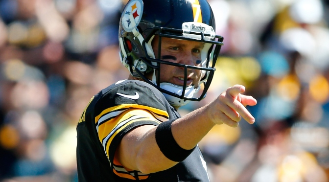 Ravens Wary Of Roethlisberger In Sunday Rematch Vs Steelers