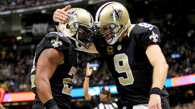 Saints Hold As Road Favorite Over Panthers On 'Thursday Night Football'