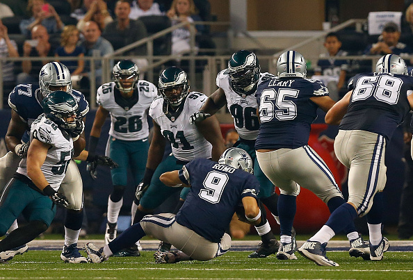 Dallas Loses To Eagles In Worst Performance Of Season