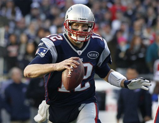 Tom Brady's dad wants Patriots to run up score vs. Colts for Deflategate