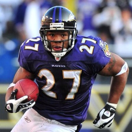 Ray Rice is back