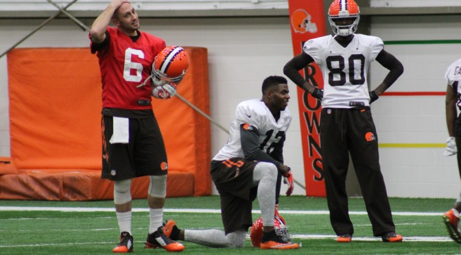 Falcons Back At Home; Gordon Returns For Browns
