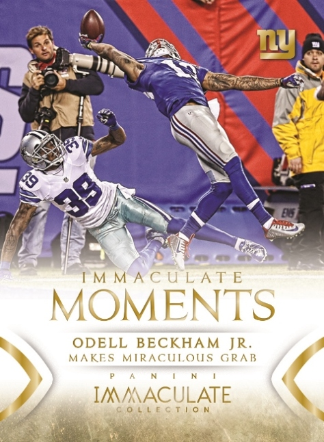 Immaculate Moments Beckham Grab Blog