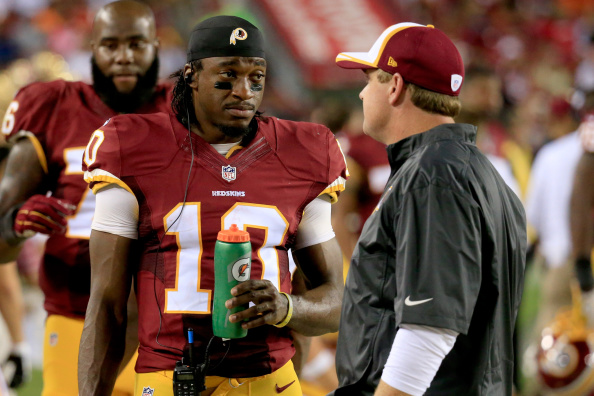Mark Brunell doesn't think RGIII can succeed in the NFL