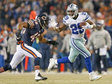 Cowboys running back DeMarco Murray.