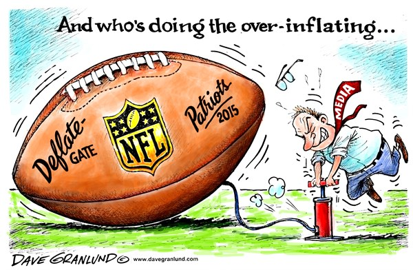 Deflategate:  The Plot Thickens!