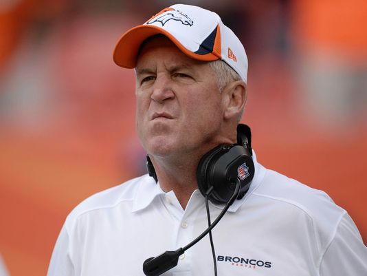 John Fox out for Denver
