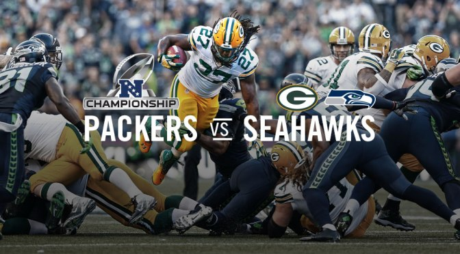 Packers collapse, Seahawks rally to win NFC title in OT