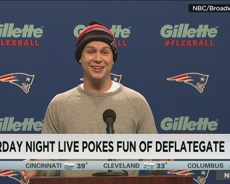 blake shelton,episode 12,SNL,Saturday Night Live,Season 40,40th anniversary,football,nfl,new england patriots,superbowl,tom brady,deflate gate,taran killam,beck bennett