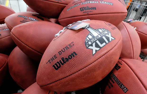 NFL lays out how Super Bowl footballs will be inspected, guarded