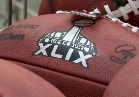 wilson game ball super bowl