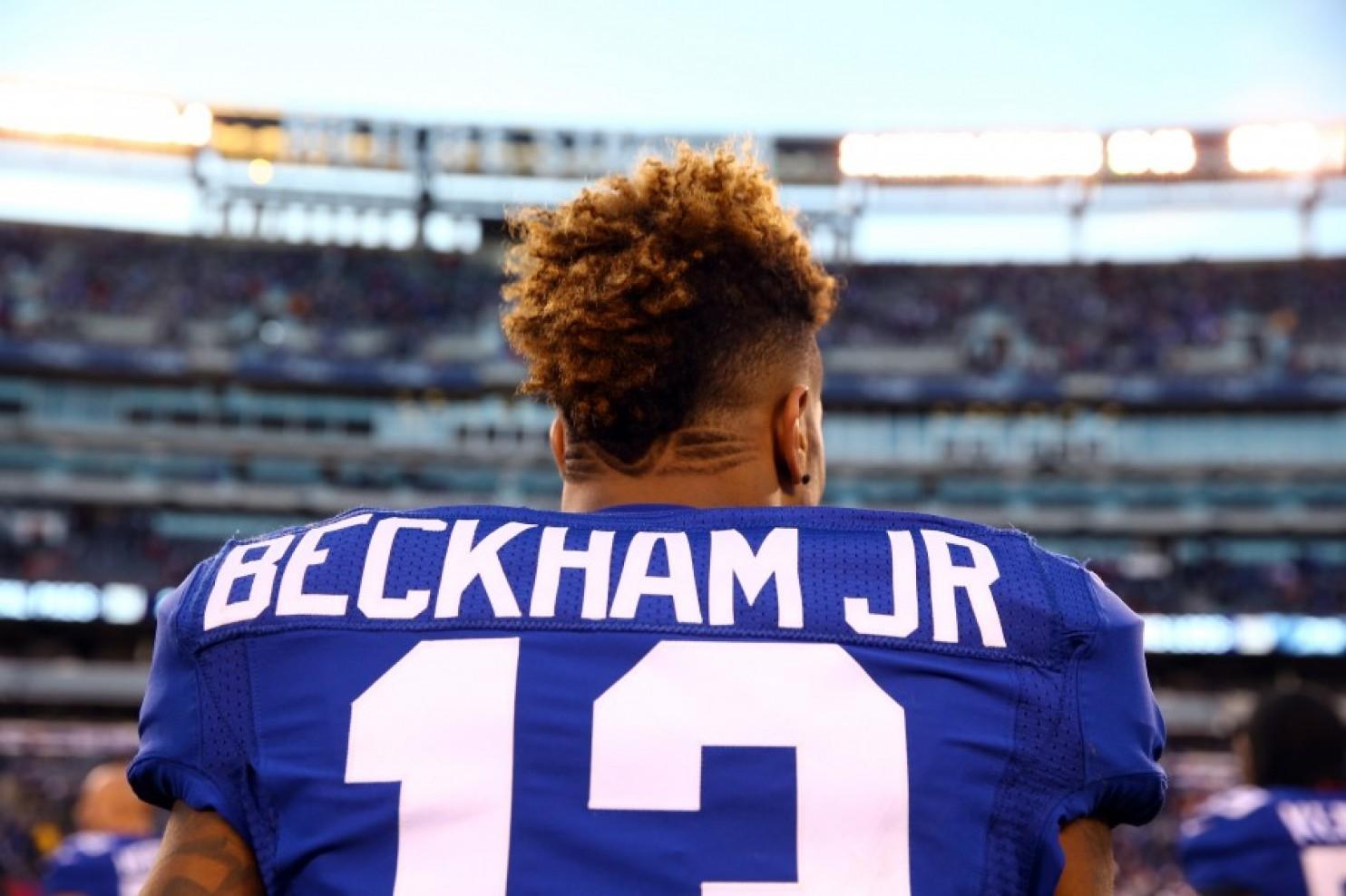 Beckham Jr Hair