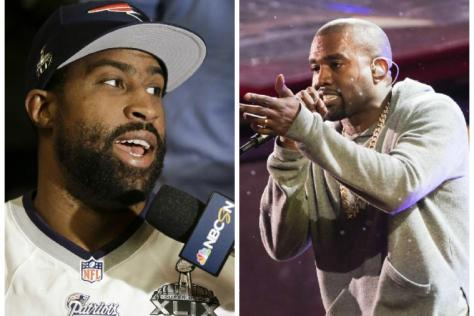 brandon browner, kanye west, super bowl, the grammys, beck, beyonce