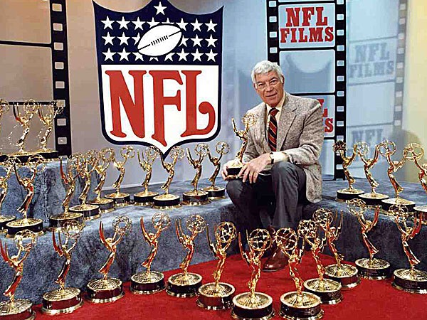 Ed Sabol, the NFL Films founder passed away Monday