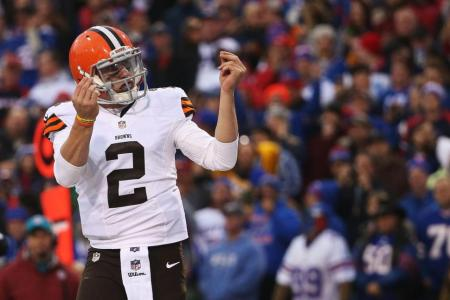 johnny manziel, johnny manziel rehab, cleveland browns, super bowl 49, sb49, johnny manziel highlights, super bowl 2015
