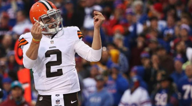 Johnny Manziel pulled over after domestic argument, alcohol involved
