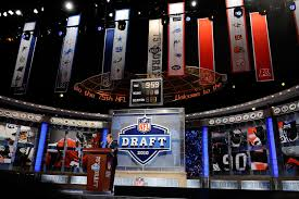 NFL Mock Draft – Version 1 – Bill