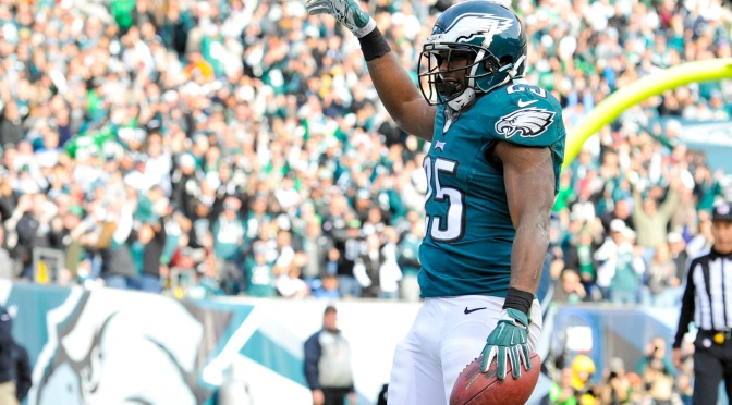 How the Eagles can replace LeSean McCoy