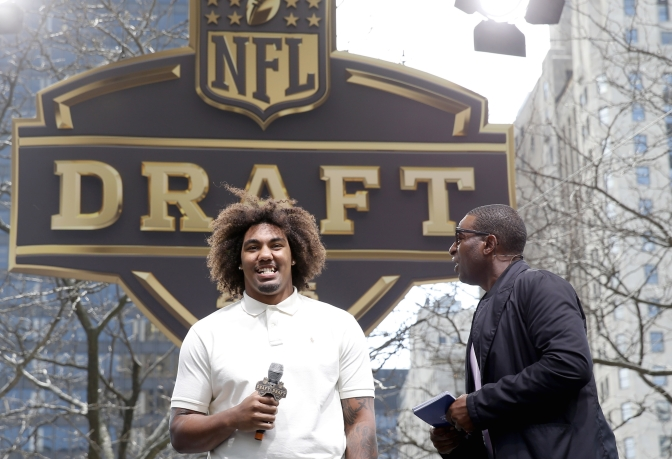 One fascinating fact about each of the top 32 NFL draft prospects