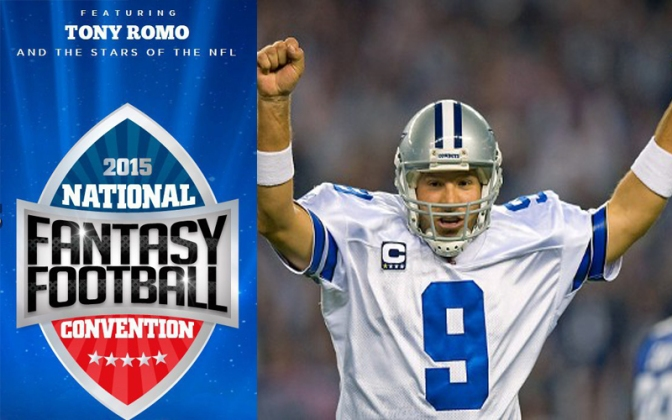 Tony Romo Calls The NFL Greedy