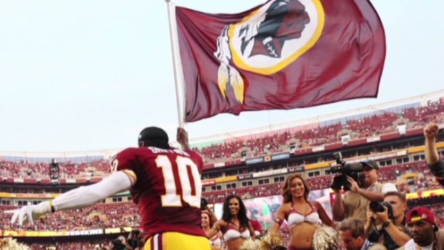 Do the Washington Redskins need to change their name?