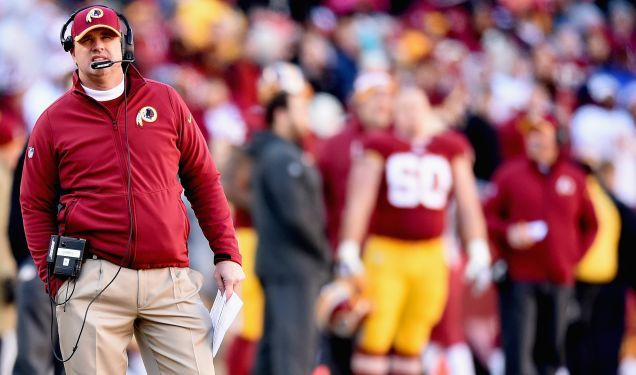washington redskins racist or a sporting exception, washington redskins racist history, jay gruden