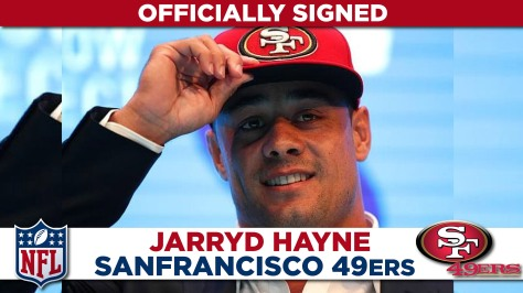 jarryd hayne 49ers, jarryd hayne fumble, jarryd hayne fiji, jarryd hayne nfl, Rugby League International Federation's International Player of the Year