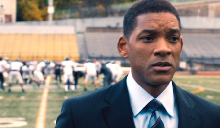 concussion trailer, will smith, concussion will smith