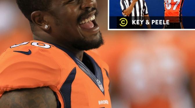 NFL fines Broncos' Von Miller for 'Key & Peele'-inspired sack dance