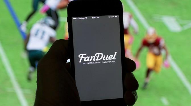 fanduel, fantasy football, nfl, washington redskins