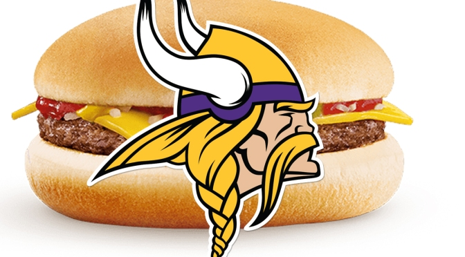 Why Does McDonald's Hate the Minnesota Vikings?