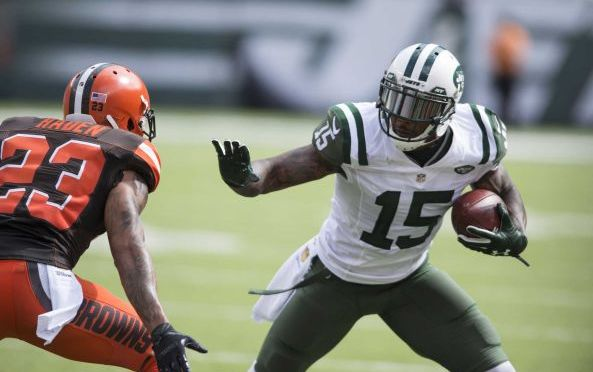 Jets' Marshall Defends Wife's Honor Against Giants' Jenkins