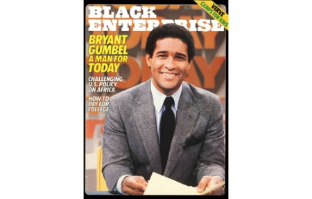 Bryant Gumbel on the today show