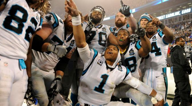 What is the Carolina Panthers' Club Shiznit?