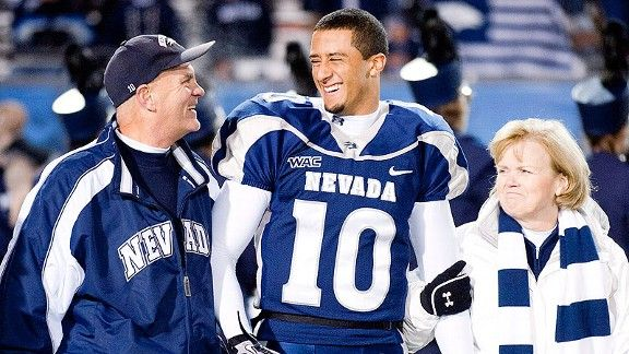colin kaepernick nevada football