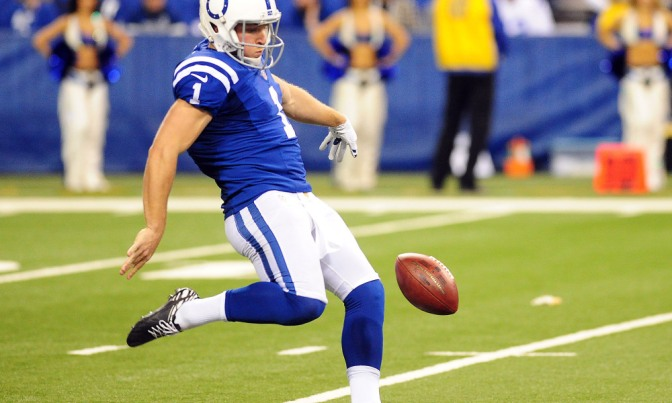 pat mcafee, colts, christmas