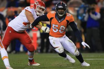 Is Von Miller the best player in the NFL