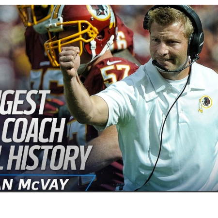 Sean McVay LA Rams head coach